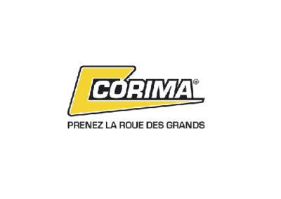 Logo Corima fournisseur de roues